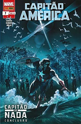 Capitao América - 7: Capitão de nada conclusão