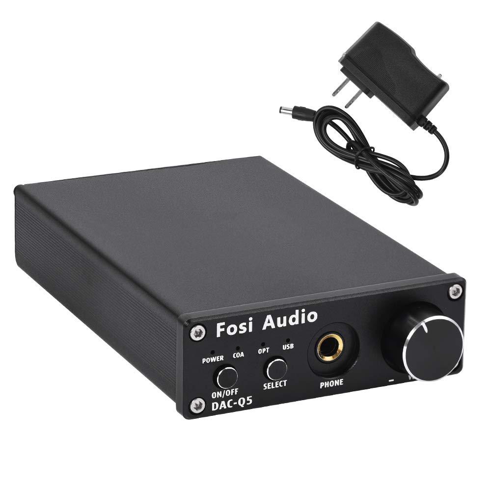 Fosi Audio Converter Headphone Pre Amplifier