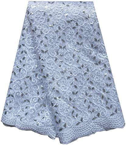 Nigerian lace fabrics