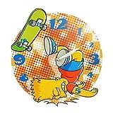 Simpsons Wanduhr  29 cm