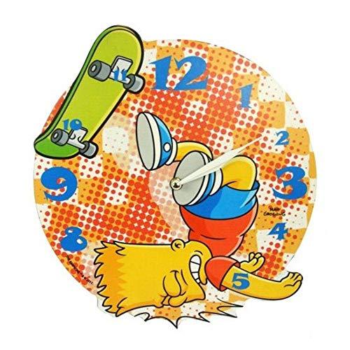 Simpsons Wanduhr, 29 cm