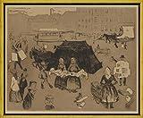 Berkin Arts Rahmen Edvard Munch Giclée Leinwand Prints
