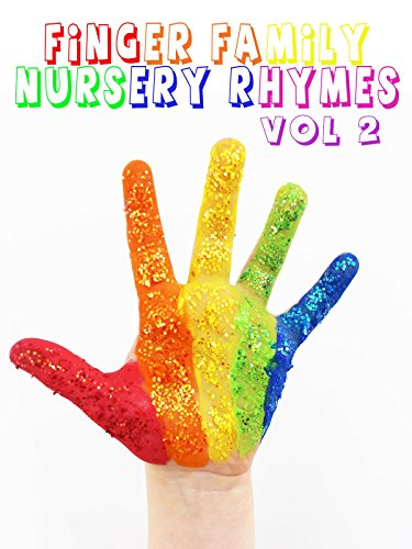 Family Finger Nursery Rhymes Vol 2 - Nursery Rhymes For Kids