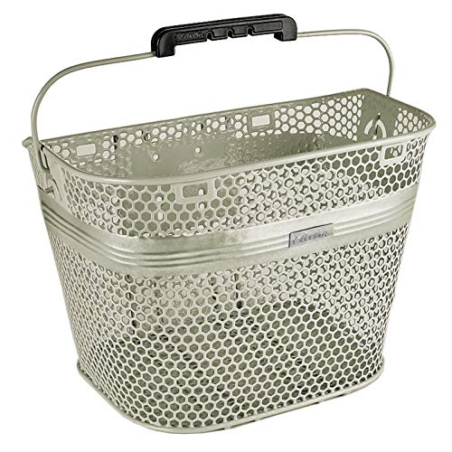 Electra Bicycle Electra Fahrradkorb Linear QR Mesh Basket, Graphit, 54274