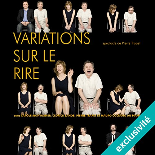 Variations sur le rire cover art