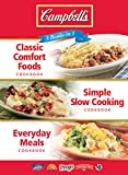 3 in 1 Campbell's Comfort Foods, Everyday Meals, Slow Cooking