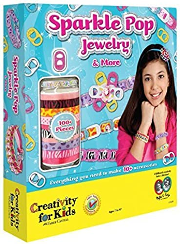 mejor reputación Creativity Creativity Creativity for Kids Sparkle Pop Jewelry by Creativity For Kids  productos creativos