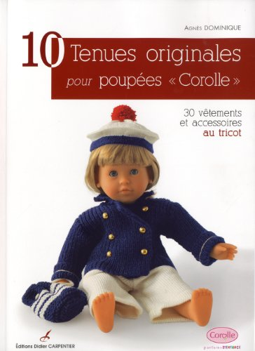 10 tenues originales pour poupées