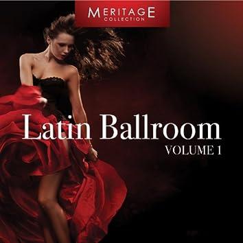 Meritage Dance: Ballroom Latin, Vol. 1