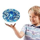 Dulabei Mini Drohne für Kinder Spielzeug UFO Spielzeug RC Fliegender Ball Handsensor Quadcopter Flying Ball Fliegendes Spielzeug Geschenke für Jungen Mädchen Indoor Outdoor Fliegender Ball
