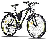 Corelli Desert Mountain-Bike 29 Zoll 27,5 Zoll 26 Zoll mit Aluminium-Rahmen, Shimano Schaltwerk, 21 Gang & Gabelfederung als Herren-Fahrrad Damen, Jungen-Fahrrad Mädchen, Kinder-Fahrrad