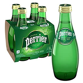 Perrier Carbonated Mineral Water 11.15 Fl Oz s  pack of 4