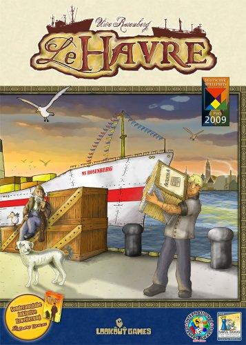 Lookout Games LOG00027 - Le Havre