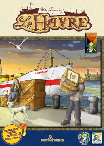 Lookout Games LOG00027 - Le Havre