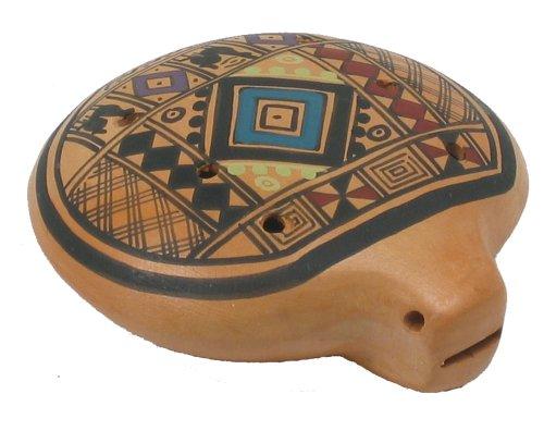 Atlas Mundial de la Música peruana Inca Ocarina