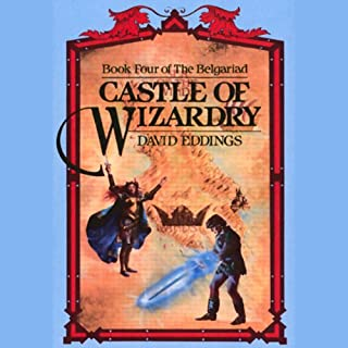 Castle of Wizardry audiobook cover art