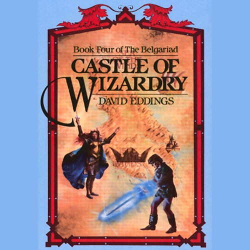Couverture de Castle of Wizardry