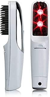 Hair Growth Comb,vinmax Electric Hair Regrowth Comb Hair Loss Hair Growth Comb Massage Stress Relax Electric Regrowth Hair Massager Brush For Men And Women With Balding, Thinning Hai