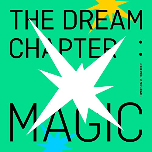 [Album]The Dream Chapter:MAGIC – TOMORROW X TOGETHER[FLAC + MP3]