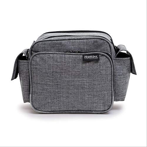 Hopkins Medical Products Antimicrobial Mini Home Health Shoulder Bag