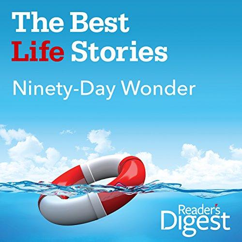 Ninety-Day Wonder audiobook cover art