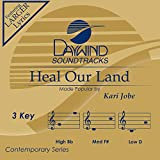 Heal Our Land [Accompaniment/Performance Track]