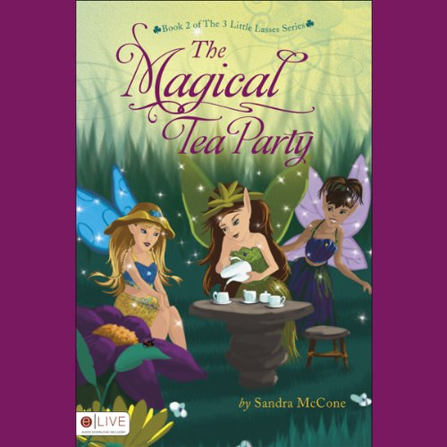 The Magical Tea Party audiobook cover art