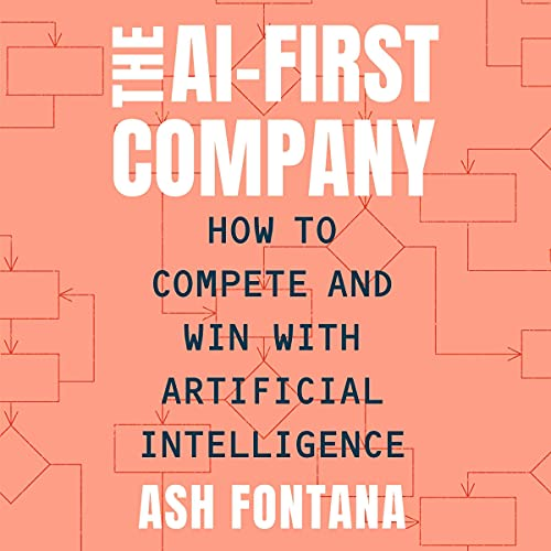 The AI-First Company cover art