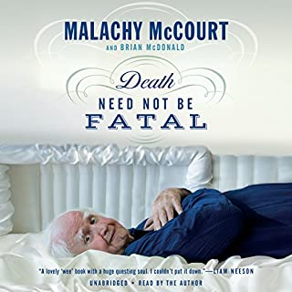 Death Need Not Be Fatal audiobook cover art