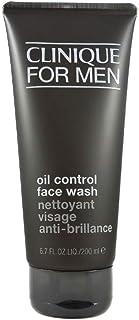 Clinique For Men Oil Control Face Wash 6.7 Ounce