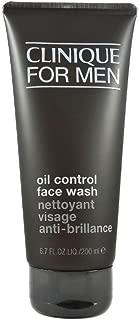 Clinique Skin Supplies For Men Oil Control Face Wash (M) 200ml, 0.2 kg