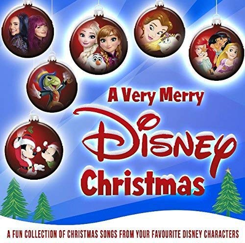 Very Merry Disney Christmas / Various