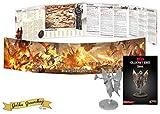 Descent Into Avernus DM Screen and Zariel Collector's Edition Miniature Bundle by Golden Groundhog!