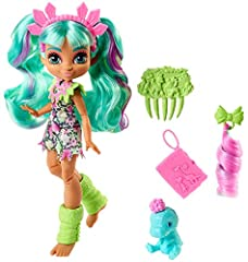 Mattel Cave Club Rockelle Doll and Accessories