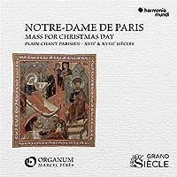 Notre-Dame De Paris: Mass for Christmas Day
