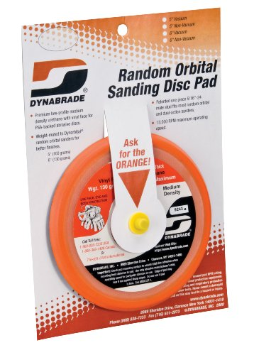 Dynabrade 7601112,7cm non-vac Orbital Schleifen Pad–Haken Face