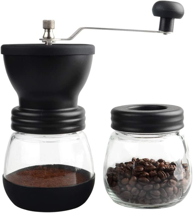 Max 76% OFF Stlend manual Coffee Grinder low-pricing Hand with grinder mill coffee Cera