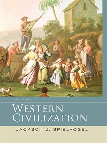 Compare Textbook Prices for Western Civilization 9 Edition ISBN 9781285436401 by Spielvogel, Jackson J.
