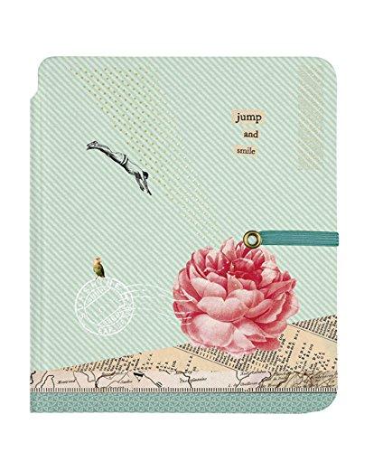 moses. 80595 Papier und Feder Notizbuch Weltenbummler Jump