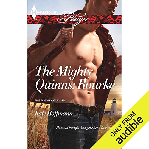 The Mighty Quinns: Rourke  By  cover art
