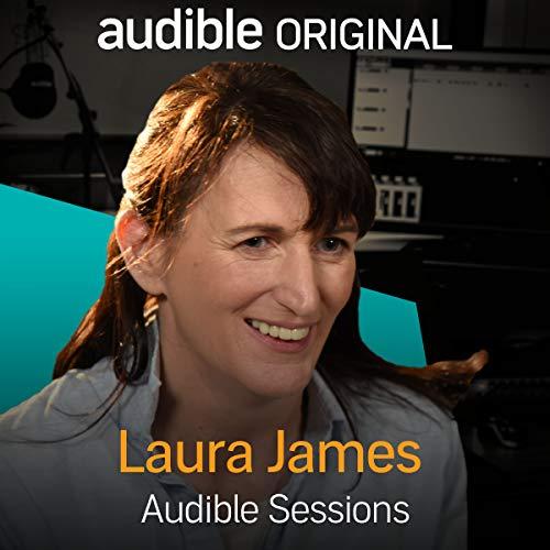 Laura James audiobook cover art