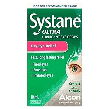 Système Balance lubrifiant collyre 10ml gouttes pour les yeux Lubrifiant pour les yeux 10ml