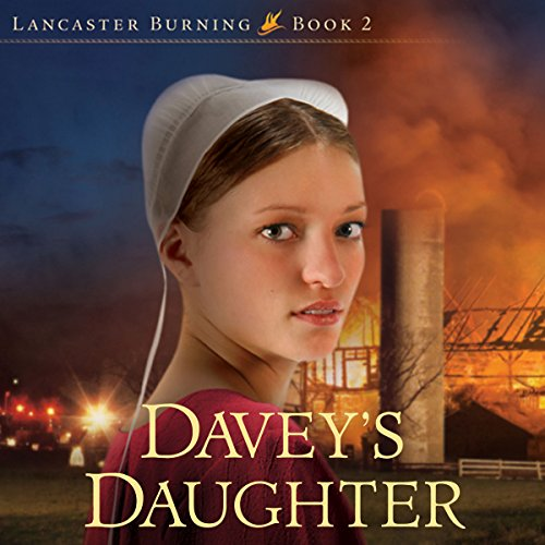Davey's Daughter audiobook cover art