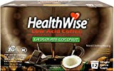 HealthWise Low Acid 100% Colombian Chocolate Coconut Kcups, 12 count