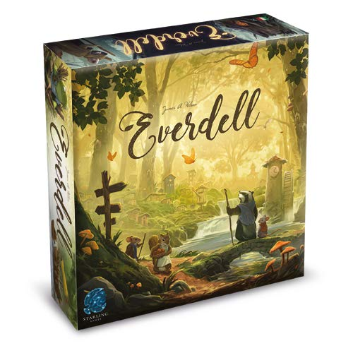 Asmodee - Everdell Brettspiel, Farbe, 8191
