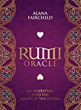 Rumi Oracle - An Invitation into the Heart of the Divine 44 Cards Deck Tarot Game