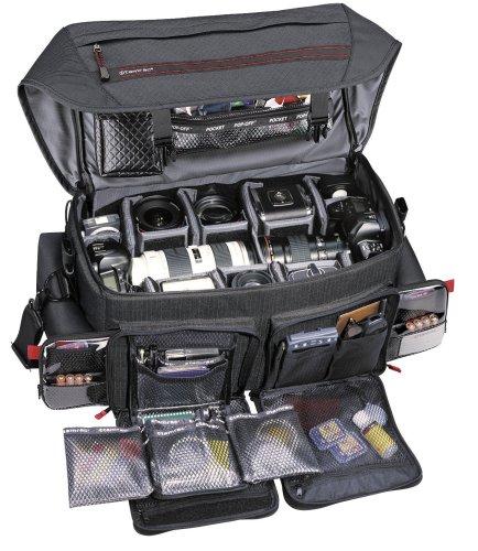 Tamrac 614 Super Pro 14 Camera Bag (Black)