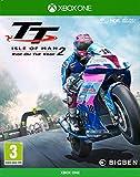 FS Motorrad TT Races Isle of Man Targa in Metallo bombato 20 x 30 cm