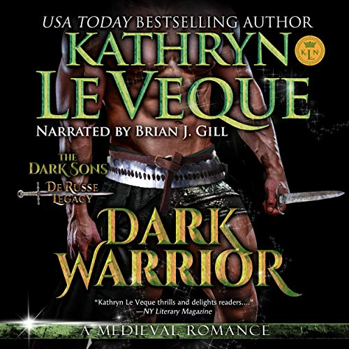 Dark Warrior Audiobook By Kathryn Le Veque cover art