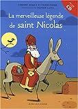 La merveilleuse légende de saint Nicolas (1CD audio)